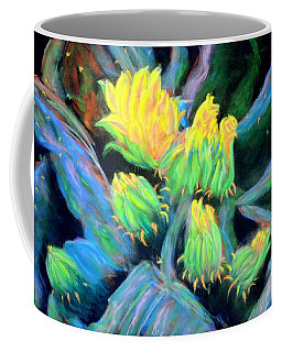 Southwesterly Cactus Impression Of.....sold Coffee Mug