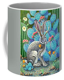 Southwestern Jackalope Coffee Mug
