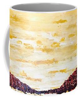 Southwestern Mountain Range Coffee Mug