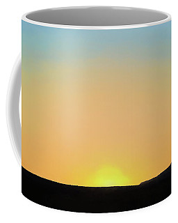 Coffee Mug featuring the photograph Southwestern Sunset by David Gordon