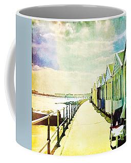 Southwold Beach Huts Coffee Mug