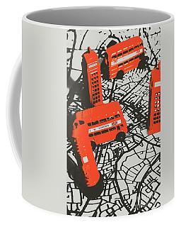 Souveniring Capital England  Coffee Mug