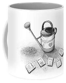 Sowing The Seeds Of Love Coffee Mug