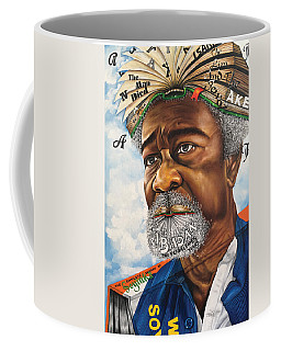 Soyinka An African Literary Icon Coffee Mug
