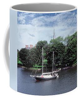 Coffee Mug featuring the photograph Spa Creek Morning by Samuel M Purvis III