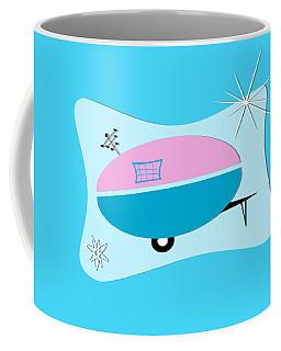Space Age Camper Coffee Mug