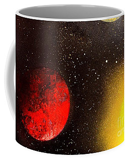 Space Balls Coffee Mug