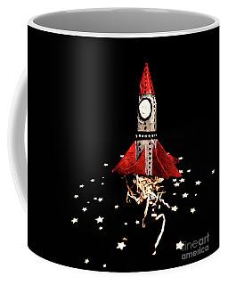 Space Craft Coffee Mug