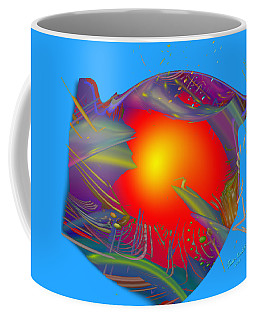 Space Fabric Coffee Mug