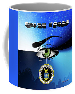 Space Force Coffee Mug