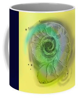 Space Fossil Coffee Mug