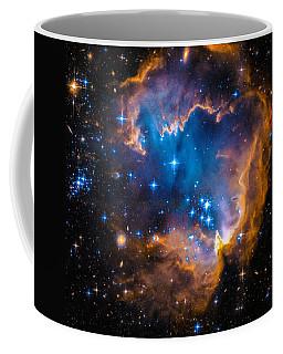 Space Image - New Stars And Nebula Coffee Mug