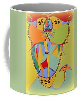 Space Runner Coffee Mug