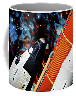 Space Shuttle Coffee Mug