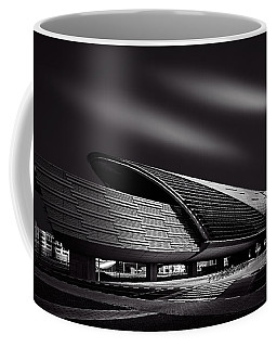Dubai Metro Station Mono Coffee Mug