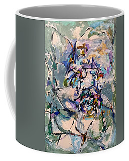 Spacial Encounter Coffee Mug