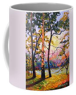 Spanaway Pond Coffee Mug