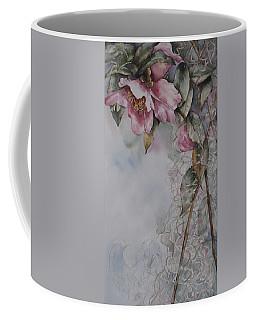 Spanish Camellias Coffee Mug