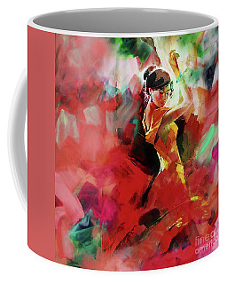 Spanish Dance Coffee Mug by Gull G