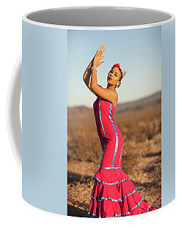 Spanish Dancer Coffee Mug