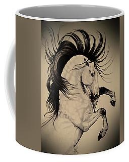 Spanish Horses Coffee Mug