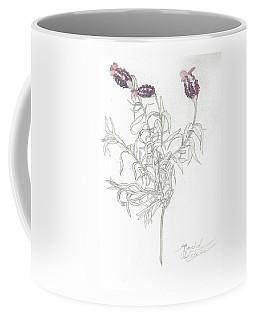 Spanish Lavender Coffee Mug