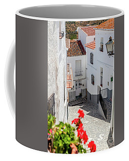 Spanish Street 3 Coffee Mug