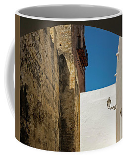 Spanish Street Coffee Mug