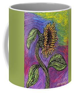 Spanish Sunflower Coffee Mug