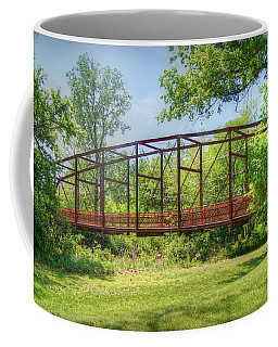 Spanning Time Coffee Mug