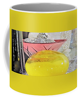 Sparkle And Shine Coffee Mug by John Glass