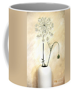 Sparkle Flower Coffee Mug