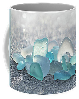 Sparkling Blues Coffee Mug