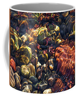 Sparkling Creek Bed 4 Coffee Mug by Leland D Howard