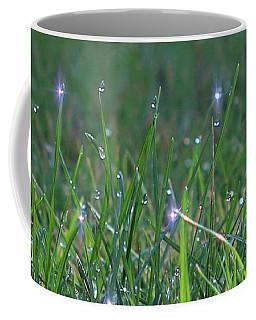 Sparkling Dew Drops Coffee Mug