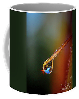 Sparkling Drop Of Dew Coffee Mug