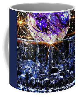 Sparkling Glass Coffee Mug