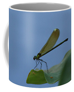 Sparkling Jewelwing #2 Coffee Mug