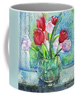 Sparkling Spring Coffee Mug by Jasna Dragun