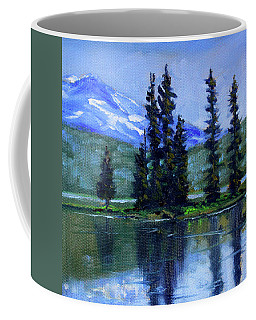 Sparks Lake View Coffee Mug