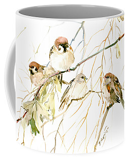 Sparrows Coffee Mug
