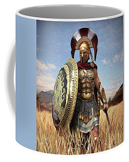 Spartan Hoplite - 02 Coffee Mug