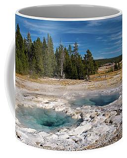Spasmodic Geyser Coffee Mug