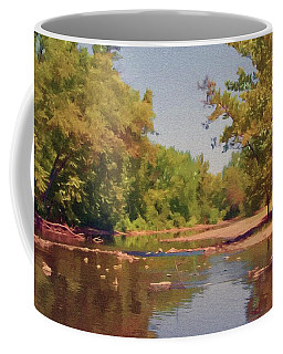 Spavinaw Creek Coffee Mug