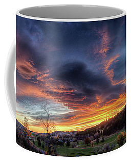 Spearfish Canyon Golf Club Sunrise Coffee Mug