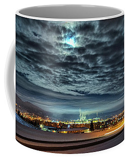 Spearfish Under The Moon Coffee Mug