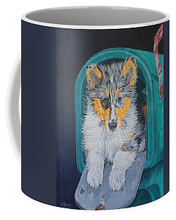 Special Delivery Coffee Mug by Wendy Shoults