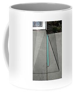 Triangle Elation Coffee Mug