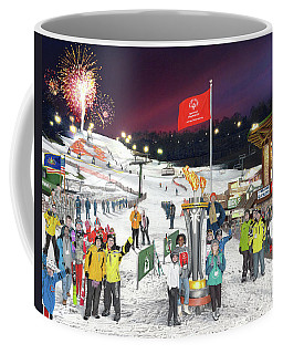 Special Olympics Winter Games Coffee Mug