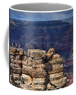 Coffee Mug featuring the photograph Spectacular Grand Canyon by Roberta Byram